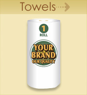 Your Brand Paper Towels