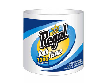 Regal - Single Roll Bath 1000ct