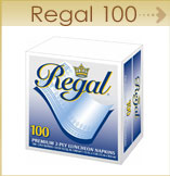 Regal lunch napkins 100ct