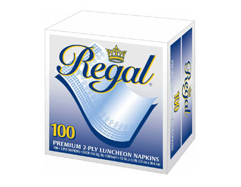 Regal - Luncheon Napkin 100ct