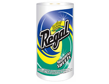 Regal - Single Roll Towel 60ct