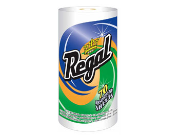 Regal - Single Roll Towel 70ct